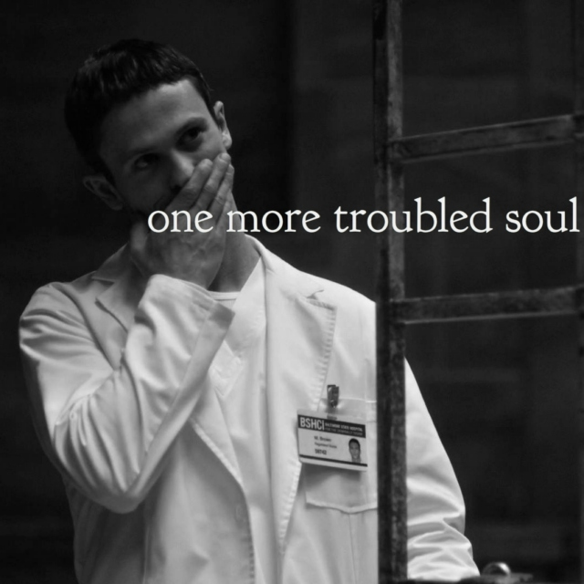one more troubled soul