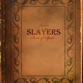 Slayers Fanmix - Book of Spells