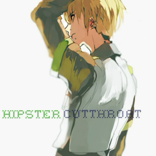 hipster cutthroat