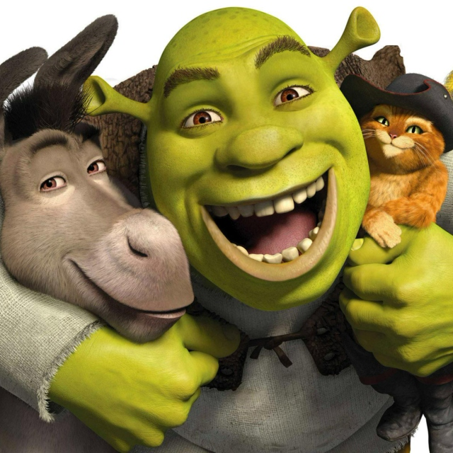Shrek is Love, Shrek is Life.