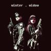 winter . widow