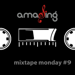 mixtape monday #9 covers by scottish artistes