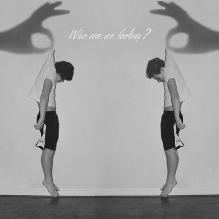 Who are we fooling? (Larry)