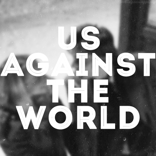 8tracks radio | us against the world (10 songs) | free and music ...