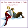 our love keeps the things it finds - an ankh/eiji fanmix