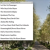 Songs to Nap To