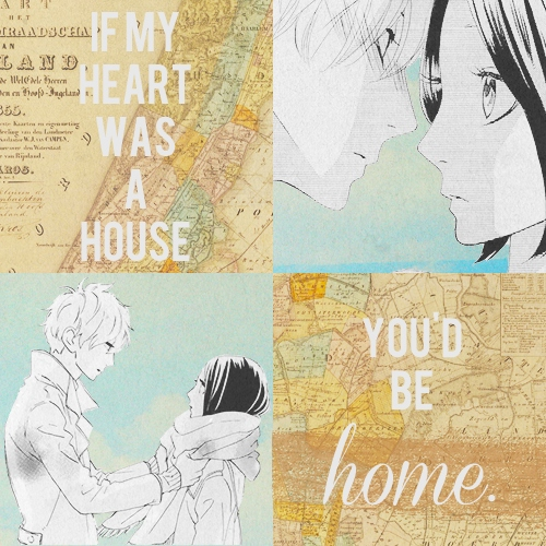 If my heart was a house you'd be home.
