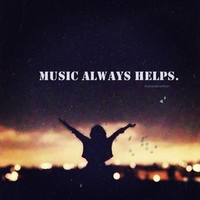 Music Always Helps