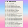 #30 day song challenge