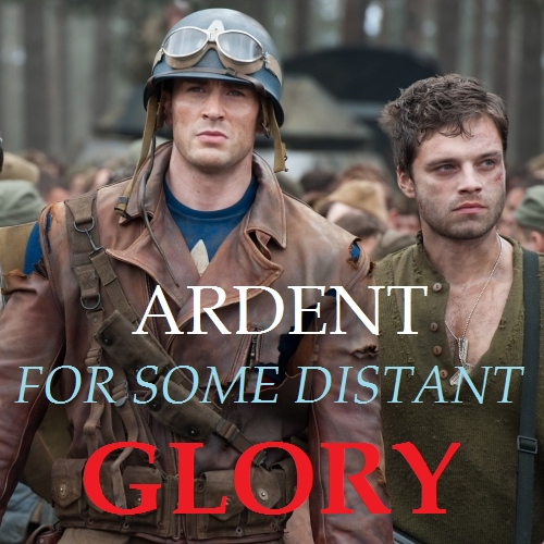 Ardent For Some Distant Glory
