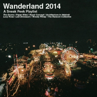 The One about Wanderland 2014