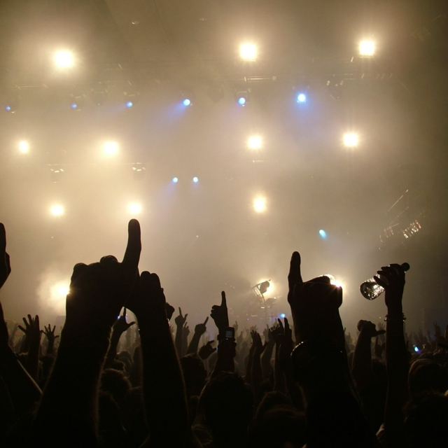 Up tempo rock songs