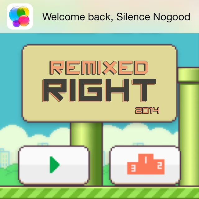 Remixed Right 2014