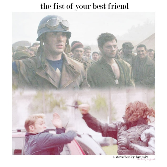 the fist of your best friend