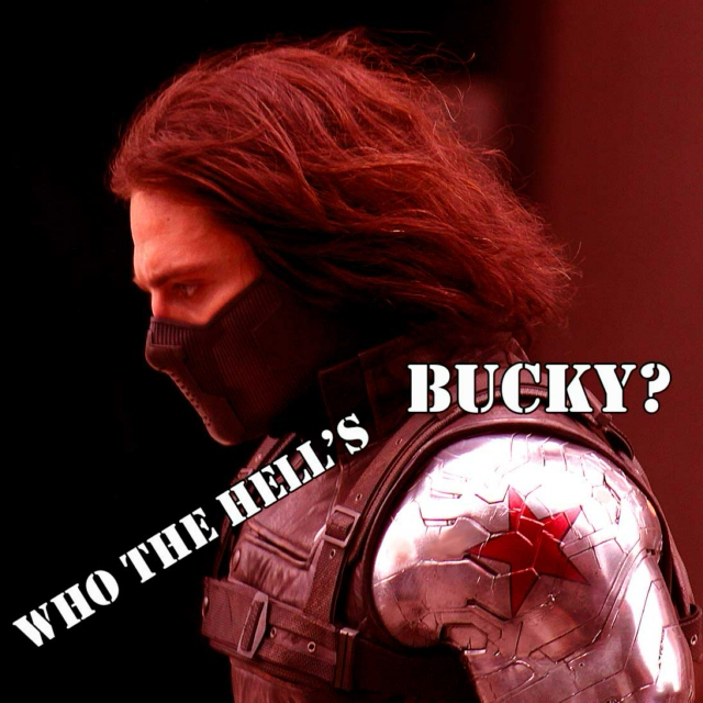 Who the hell's Bucky?