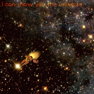 I can show you the universe