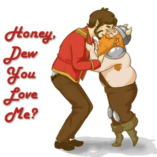 Honey, Dew You Love Me?