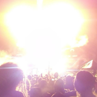 So there was this spider that spat fire.... Glastonbury Festival 2014