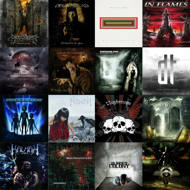 Best of melodeath