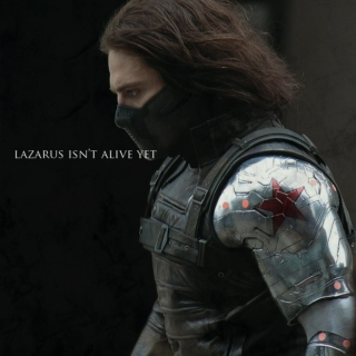 [ lazarus isn't alive yet ; a winter soldier fanmix ]