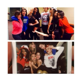 little mix + fifth harmony