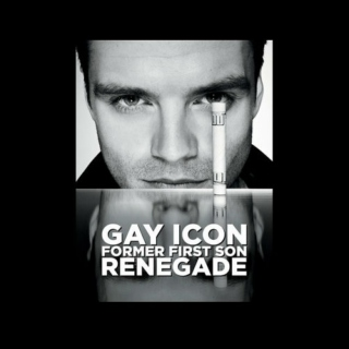 Gay Icon Former First Son Renegade