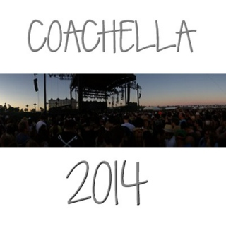 i should be at coachella
