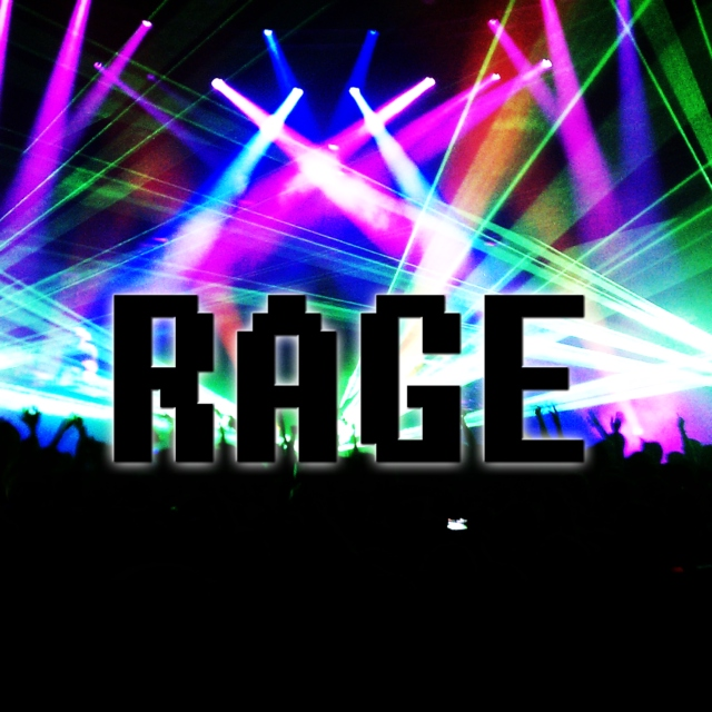 Yeah, lets rage.