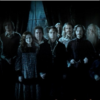 Hell on Earth. // A First Wizarding War Fanmix
