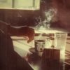 Cigarettes + Coffee