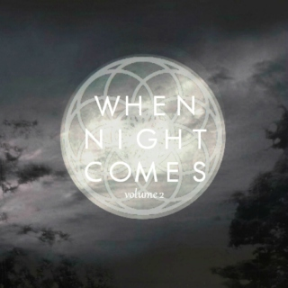 When Night Comes vol.2