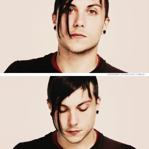 "Frank Iero:   ""Songs That Changed My Life"""