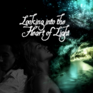 Looking into the Heart of Light --