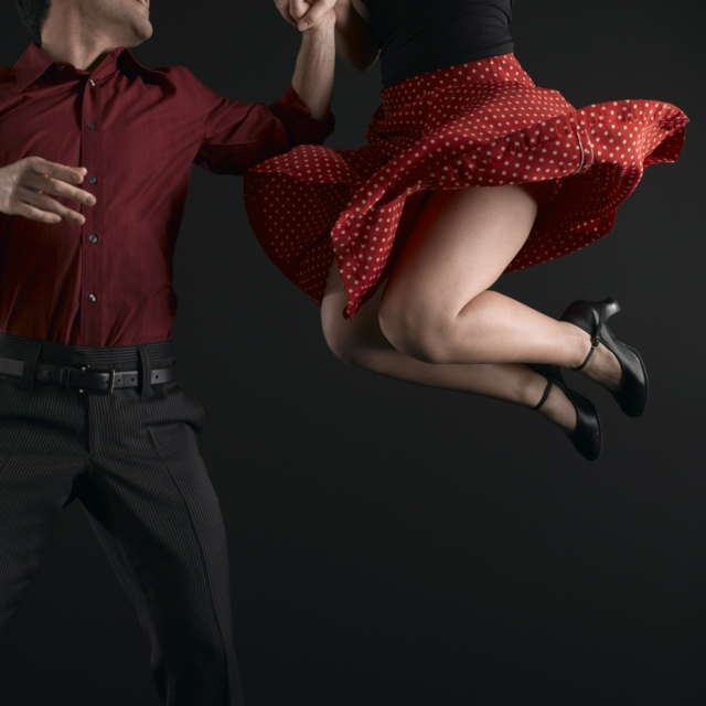 Fast Dancing: Lindy Hop and Shag