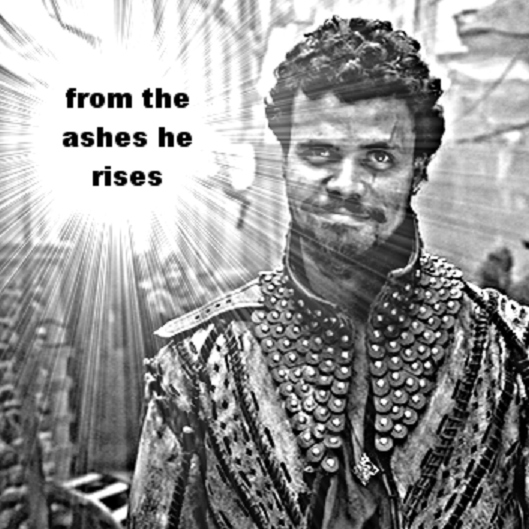 from the ashes he rises