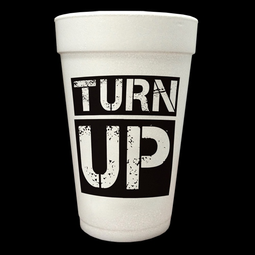 HIT PLAY + TURN UP