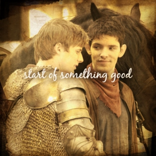merthur // start of something good