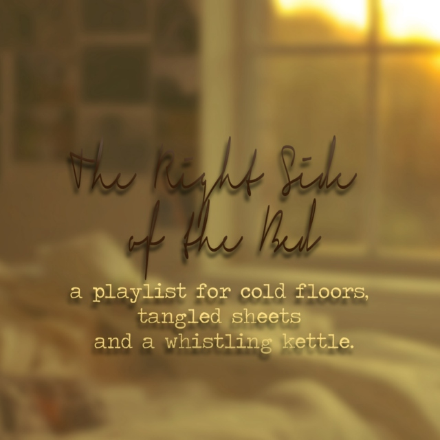 The Right Side of the Bed