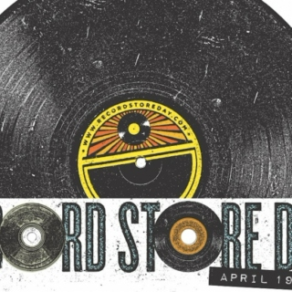 Record Store Day!!