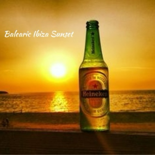Balearic Ibiza Sunset