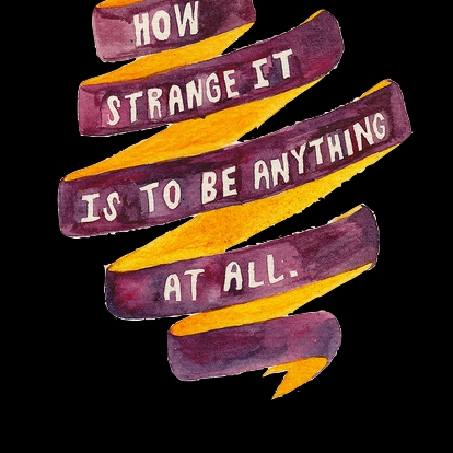 11149a23f 8tracks radio | how strange it is to be anything at all (24 songs ...