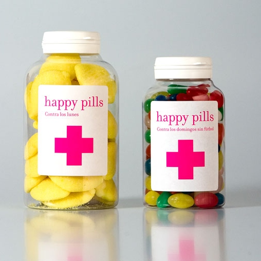 Happy Pill Mix