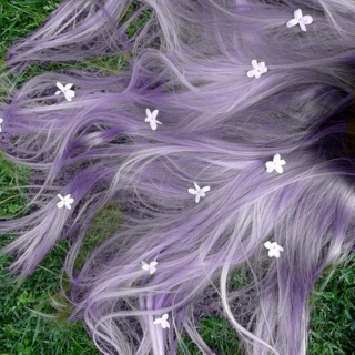 i'd rather wear flowers in my hair