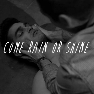 come rain or shine (derek/stiles)