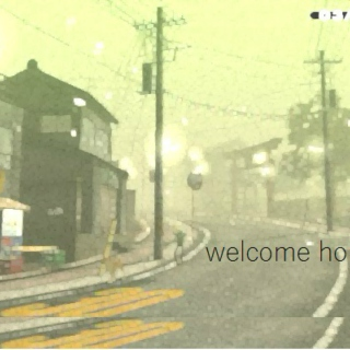 welcome home - Inaba