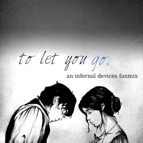 to let you go.