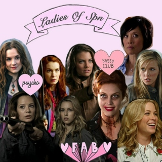 ♡ Ladies Of Supernatural ♡