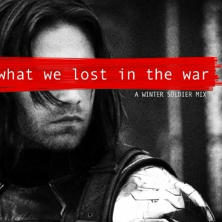 What We Lost In The War