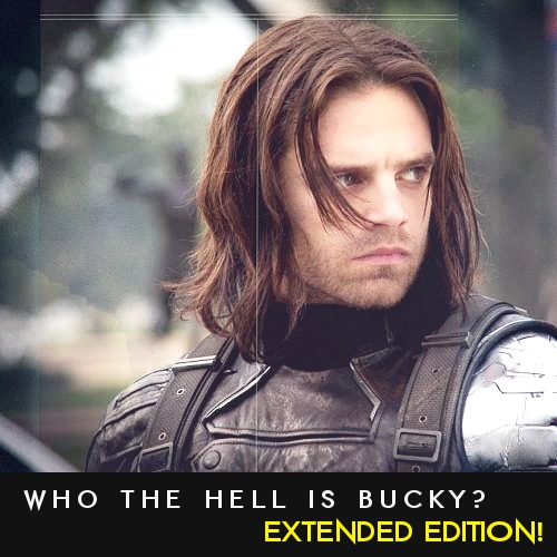 Who The Hell Is Bucky?: Extended Edition