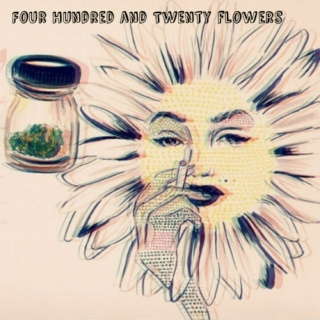 Four Hundred and Twenty Flowers